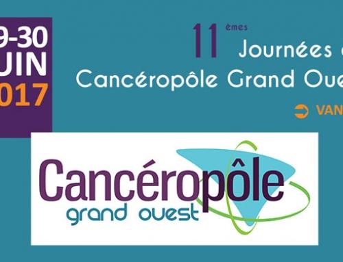 11° Journées scientifiques du Cancéropole Grand-Ouest