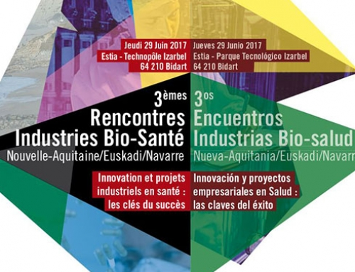 Rencontres Industries Bio-Santé Aquitaine Euskadi