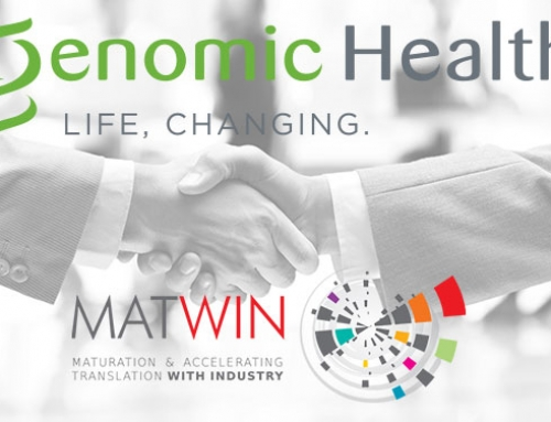 Genomic Health France rejoint MATWIN