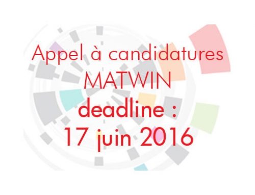 Call for proposals MATWIN