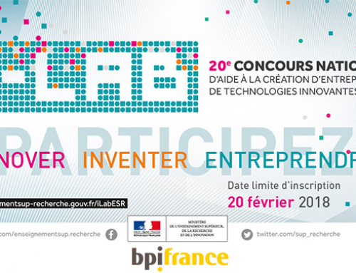 Concours i-LAB 2018