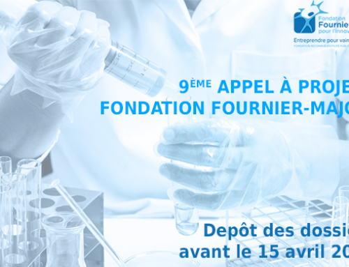 9ème Appel à Projets de la Fondation Fournier Majoie