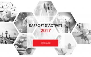 Image présentant le rapport d'activité