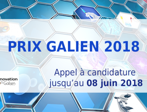 Appel à candidatures – Prix Galien 2018