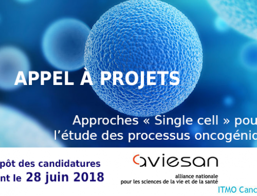 L'AVIESAN & l'ITMO – Appel à projets Single Cell