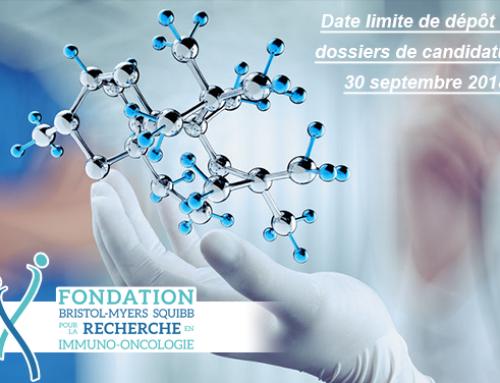 Appel à projets de la Fondation d'Entreprise Bristol-Myers Squibb pour la Recherche en Immuno-Oncologie