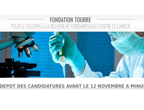 Prix Institut NECKER – Fondation TOURRE 2018