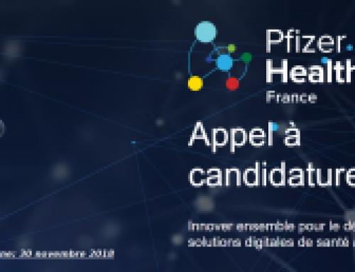 Appel à candidatures Pfizer Healthcare Hub
