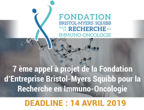 7 th Call for Proposals from the Bristol-Myers Squibb Corporate Foundation for Immuno-Oncology Research