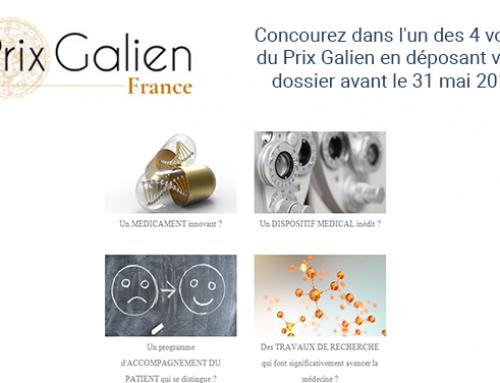 2019 Galien Prize