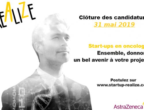 Appel à projets REALIZE d'AstraZeneca France pour encourager les start-ups innovantes en oncologie