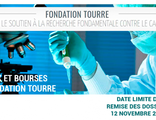 Prix fondation Tourre pour le soutien à la recherche fondamentale contre le cancer