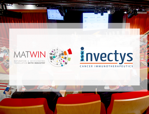 Invectys awarded « 2019 best project – start-up category » by the MATWIN international Board