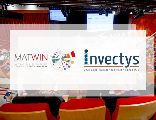 Invectys élu « meilleur projet – jeune entreprise» 2019 par le Board international de MATWIN