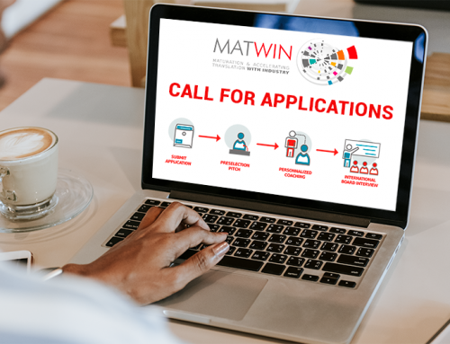 MATWIN's call for applications