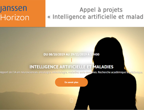 Appel à projets « Intelligence artificielle et maladies » Janssen Horizon