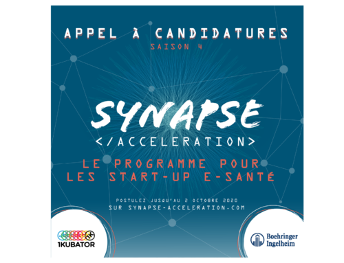 Synapse accélération : le programme d'accélération e-santé de Boehringer-Ingelheim en France