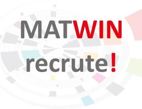 MATWIN recrute!