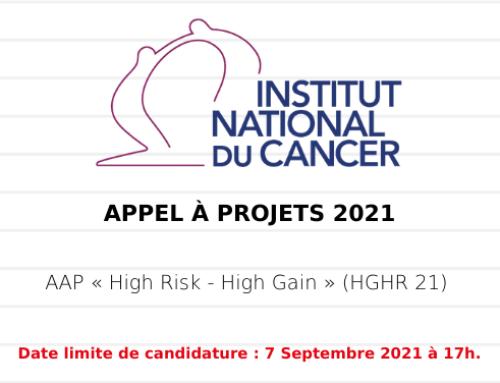 INCa – AAP HGHR 21